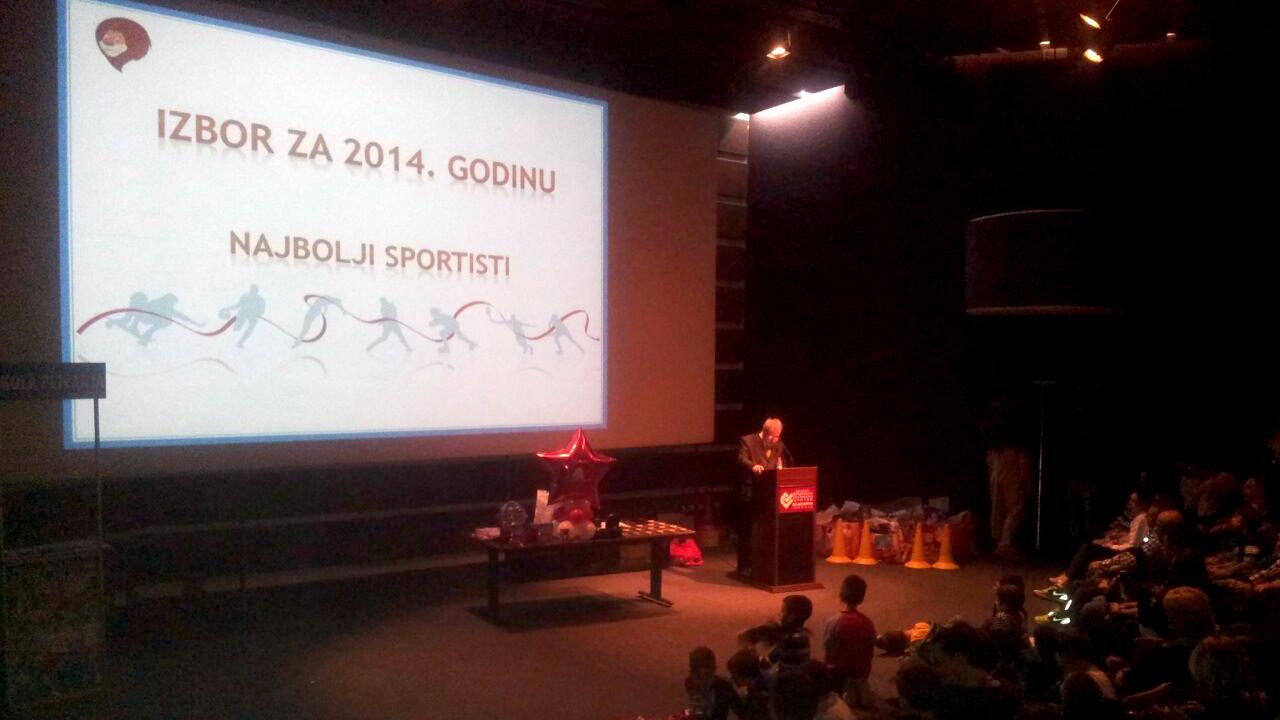 Champ 07 - Izbor sportiste, tima i trenera za 2014. godinu 01