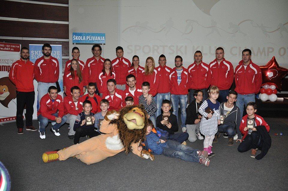 Champ 07 - Izbor sportiste, tima i trenera za 2014. godinu 12