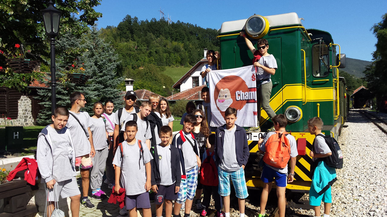 Champ 07 - Letnji Kamp Tara 2014