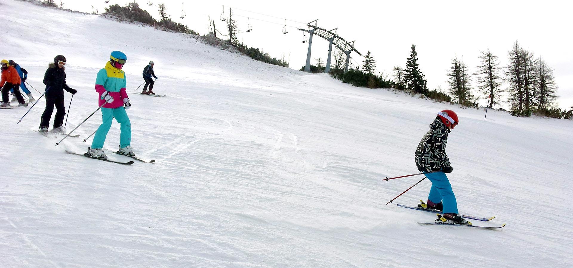 Champ 07 Skijanje - Ski-kamp